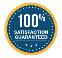 100% Satisfaction Guaranteed Cleaning Service